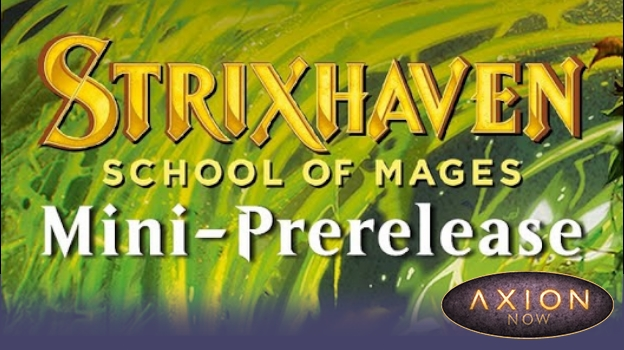 Strixhaven: School of Mages Mini-Prerelease Promo Image