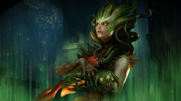 Golgari Midrange and keys to the mirror Promo Image