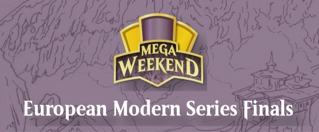 EUROPEAN MODERN SERIES FINALS Preview Image