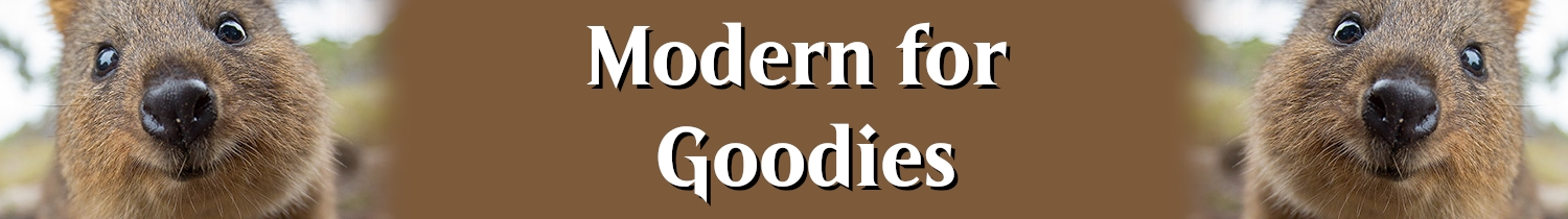 Modern for Goodies Image