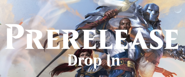 Prerelease for groups of friends: Drop in anytime 2 to 5.30pm Preview Image
