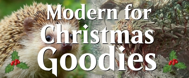Modern for Christmas Goodies Image