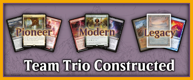 Team Trio Constructed Image